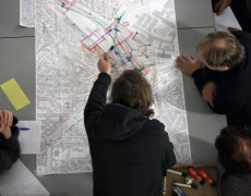 CHARRETTE – Güterbahnhof Grunewald, Berlin: First Press